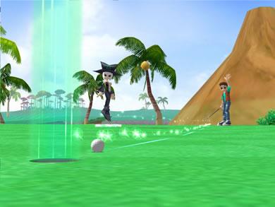 無料ゴルフゲーム