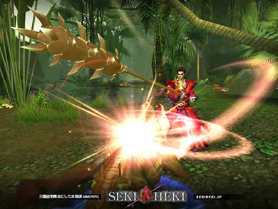 三国志-SEKIHEKI-の武器