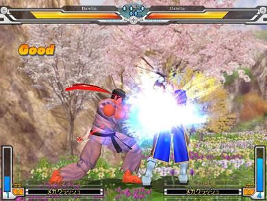 格闘対戦ゲーム